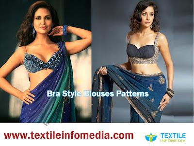 Bra Style Blouses