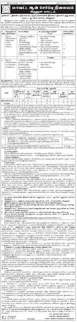 Viruthunagar District Ration Shop Recruitment 2017-2018