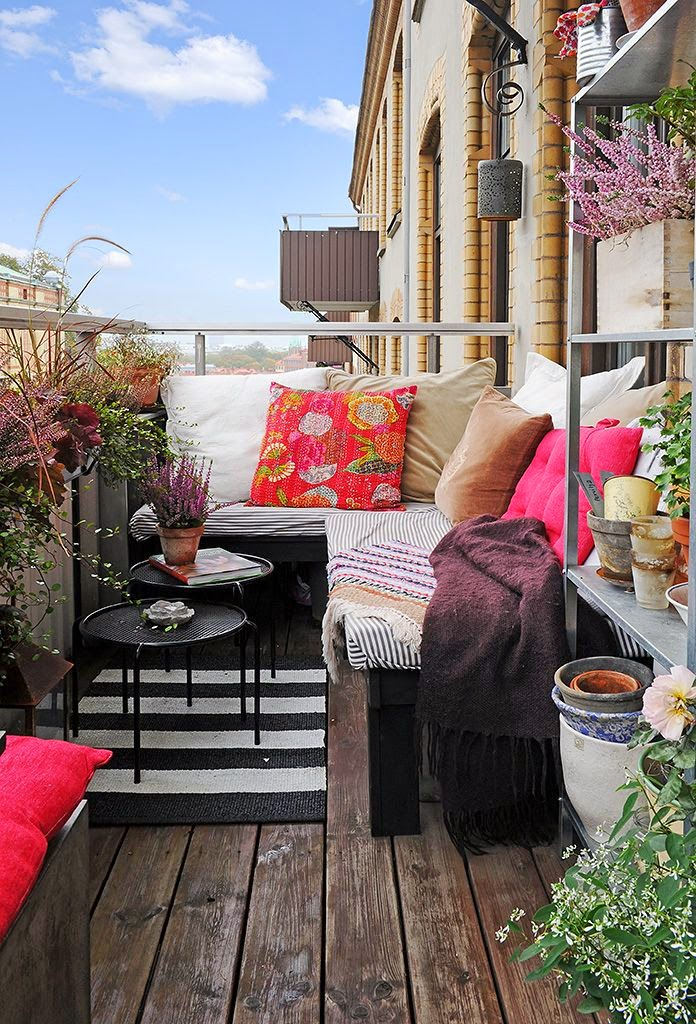 8 Consejos Para Decorar Tu Terraza O Balcon La Buhardilla