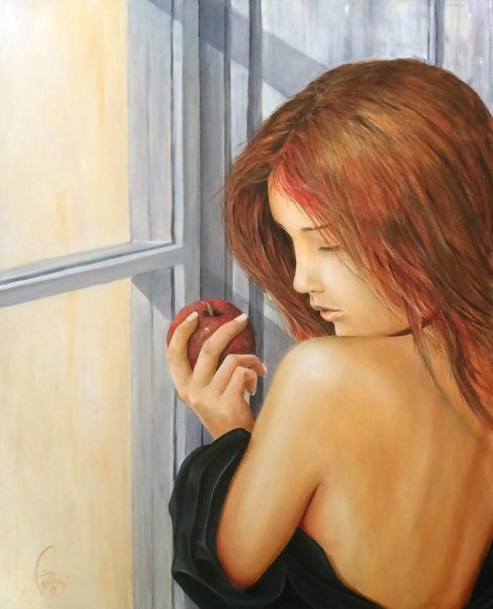 Французский художник. Bruno Feitussi
