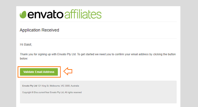 How To Sign Up/Apply For Envato Market Affiliate Program