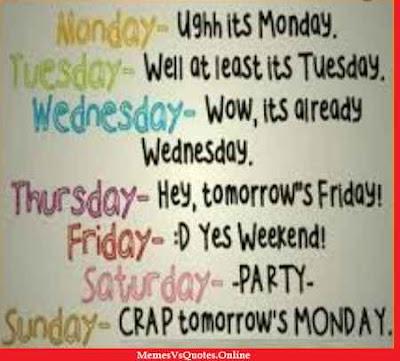 Monday Jokes