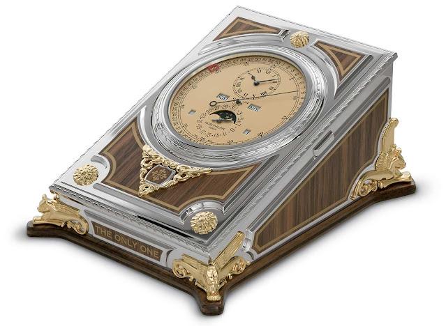 Patek Philippe Complicated Desk Clock
