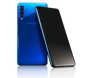 Samsung Galaxy A7 in Nigeria