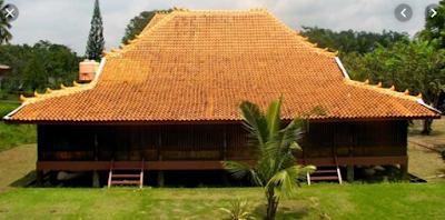 Rumah-Rumah Adat Di Pulau sumatra