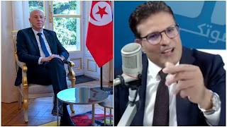 رفيق عبد السلام رئيس الجمهورية مسكون بروح دكتاتورية شريرة و يريد توريط الجيش بقذارته السياسية