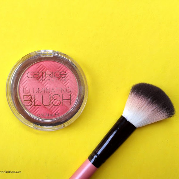 Review Catrice Illuminating Blush 020 Coral Me Maybe