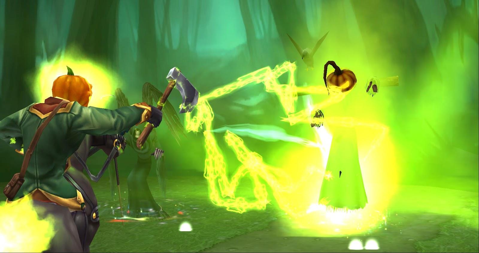Around the Spiral with Edward Lifegem: Wizard101 Questing