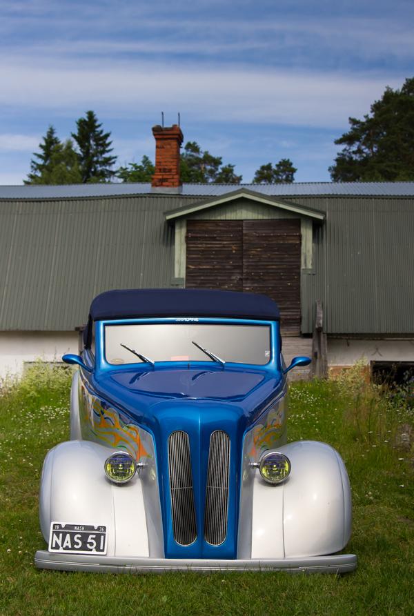 PauMau blogi nelkytplusbloggari nelkytplus nelkytplusblogit ruukki picnic 2015 ruotsinpyhtää strömforsin vanha navetta 30-luvun auto