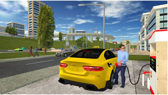Download Taxi Game 2 MOD APK 2.1.2 (MOD Unlimited Money) For Android 1