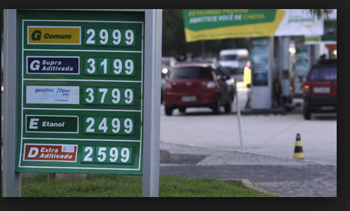 Preços dos combustíveis serão reajustados nesta sexta - feira (1)