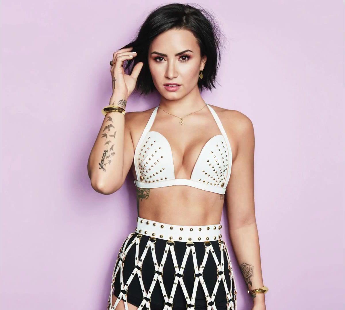 Lirik Lagu Demi Lovato Sorry Not Sorry Dan Terjemahan Nya