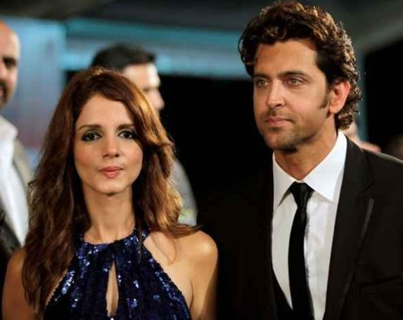 hrithik roshan-sujain Khan- back to bollywood