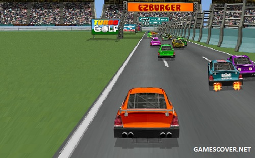 Play American Racing Online Game