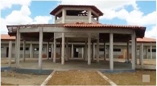 Escola Municipal está sendo concluída no bairro Cenecista em Picuí
