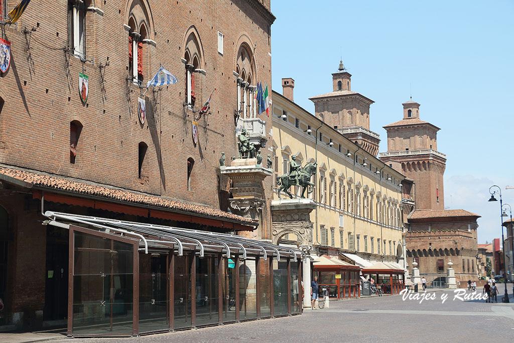 Palazzo Municipale de Ferrara