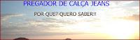 PREGADOR DE CALÇA JEANS