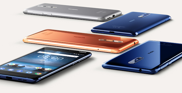 Nokia 8 Price in Nigeria, Review, Features & Full Specifications