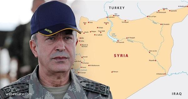 المنطقة الآمنة - سوريا ..عمق المنطقة وتفاهم حول عودة اللاجئين  تفاصيل جديدة  (الأمريكي - تركيا)