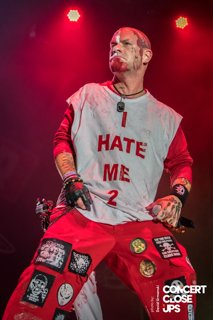 I Hate Me 2 tank top worn by Moody of 5FDP.  PYGear.com