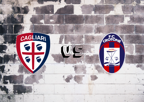 Cagliari vs Crotone  Resumen