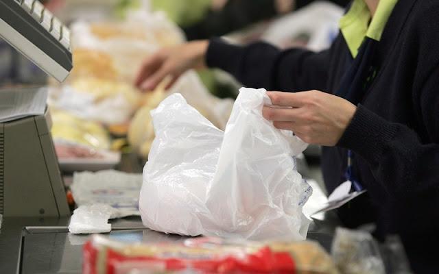 Fim das sacolas plásticas: lei estadual entra em vigor no dia 26 de junho