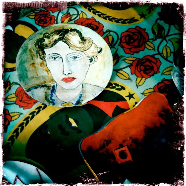 Clementina Ceramics Homage To Betty Woodman And Virginia