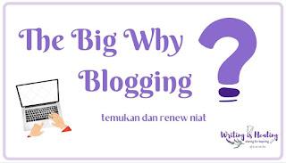 Big-why-blogging