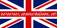Image of British flag and amorism