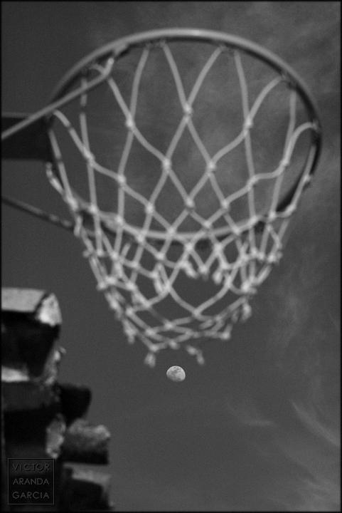 luna,baloncesto,canasta,fotografia,limites,arte