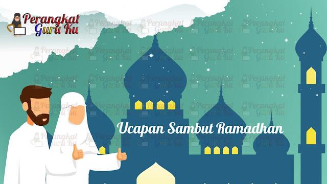 Kumpulan Gambar Ucapan Sambut Ramadhan Cocok Dibagikan Keluarga dan Medsos