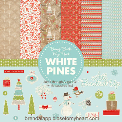 Bring Back My Pack—White Pines
