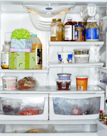 Limpieza de heladera