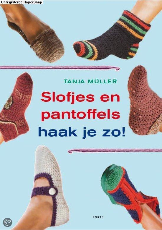 Karin Aan De Haak Gehaakte Sokken En Pantoffels