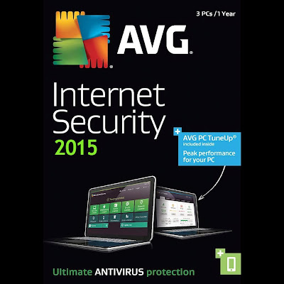 AVG Antivirus Internet Security 2015 x86 x64 Build 5557 + Keys