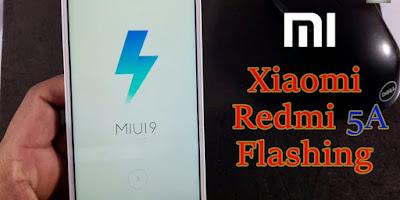 Cara Flash Xiaomi Redmi 5A Berhasil 100%