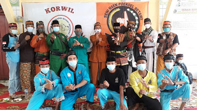"MILAD KE- 3 TAHUN SANGGAR SILAT SIBET KOMBINASI ""KONG MARULLOH"