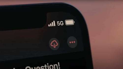 Why does the new iPhone 12 only use 5G when needed?