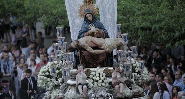 La Junta concede una subvención para restaurar el trono de la Virgen de las Angustias de Jaen