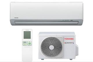 merk AC yang bagus Toshiba