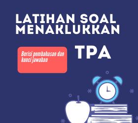 tpa bahasa indonesia