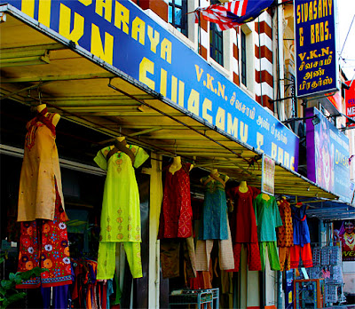 go shopping in little India for genuine stuff
