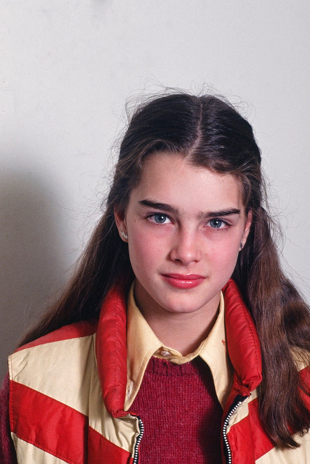 Rare and Beautiful Photos of Teenaged American Actress and Model Brooke  Shields in New York City in 1978 ~ vintage everyday