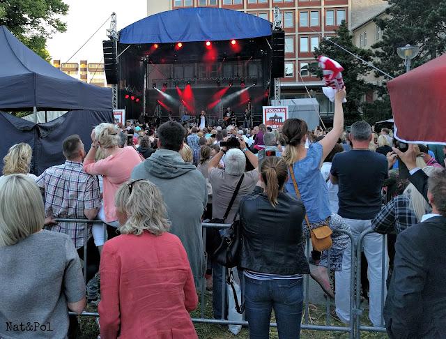 Koncert Urszuli w Berlinie