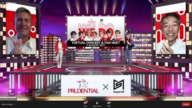 PrudentialXSuperM We DO Virtual Concert & Fan Meet