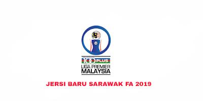 Gambar Rekaan dan Harga Jersi Baru Sarawak FA 2019