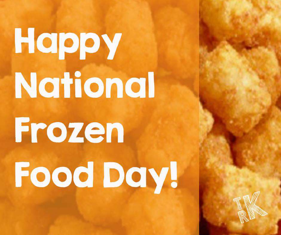 National Frozen Food Day Wishes pics free download