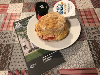 The Argory scone