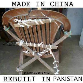 funny chair built in pakistan