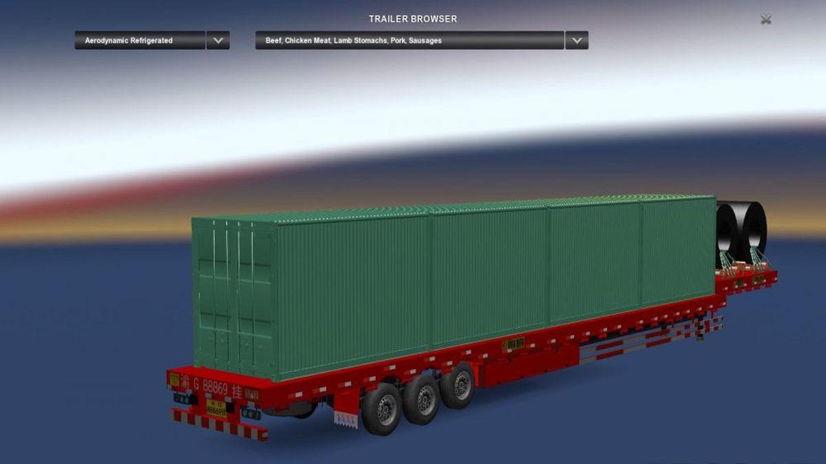 Cargo Express Trailer